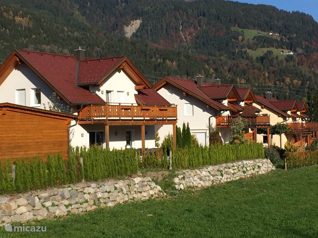 Vacation rental Austria, Carinthia, Kötschach-Mauthen - holiday house Villa Brughiera