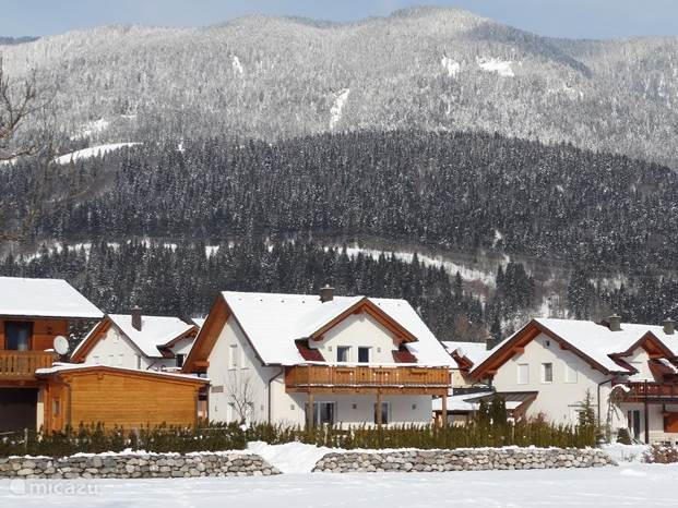 Villa Brughiera. A new house in the cozy Kötschach-Mauthen.