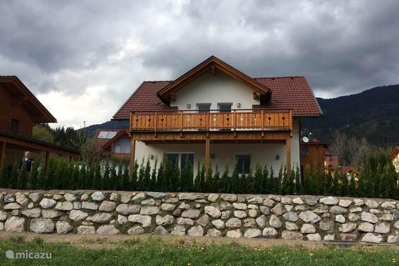 Vacation rental Austria, Carinthia, Kötschach-Mauthen Holiday house Villa Brughiera