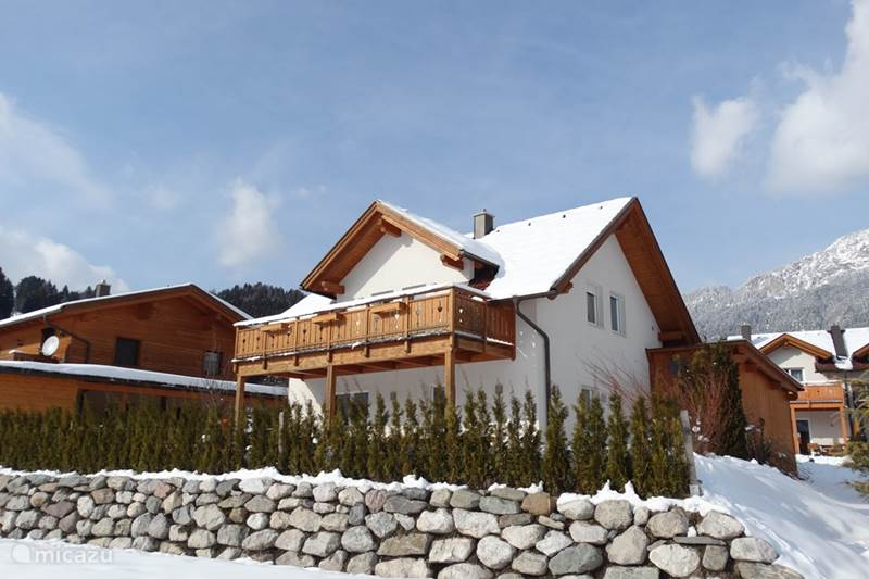 Vacation rental Austria, Carinthia, Kötschach-Mauthen Holiday house Villa Brughiera