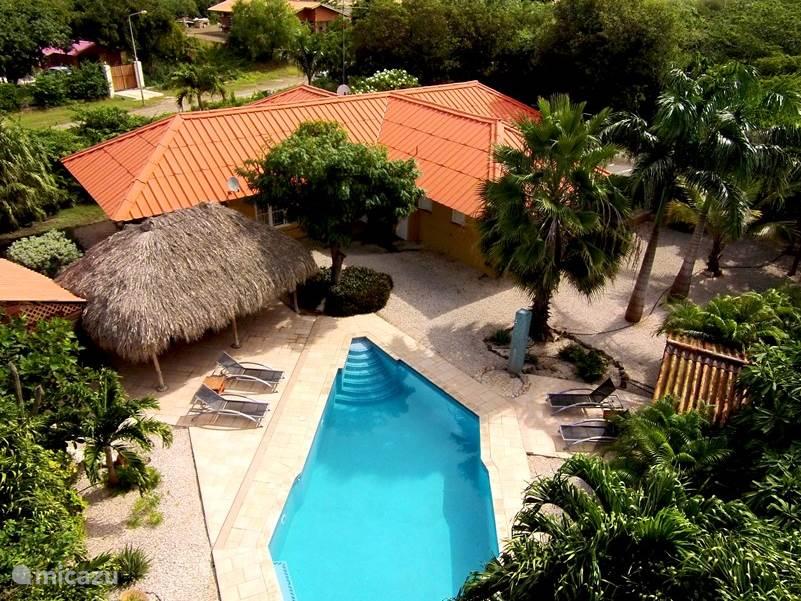 Vakantieparadijs in tropisch Curacao
