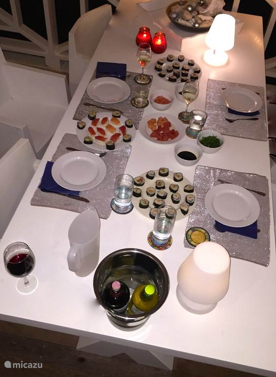Heerlijk thuis dineren