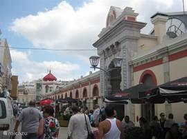 markt in Loule