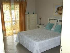 1e slaapkamer