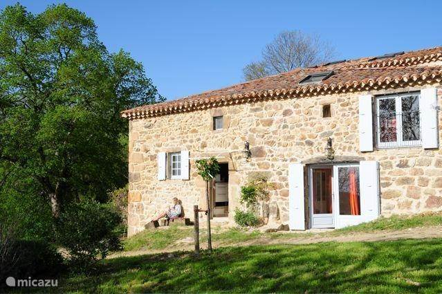 Vacation rental France, Ardèche – holiday house Atelier - Les Bergerons