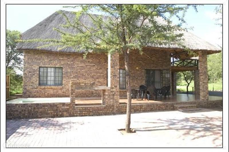 Vacation Rental South Africa Mpumalanga Marloth Park Holiday House TON En TREES Marlothpark Grenzend Aan Krugerpark