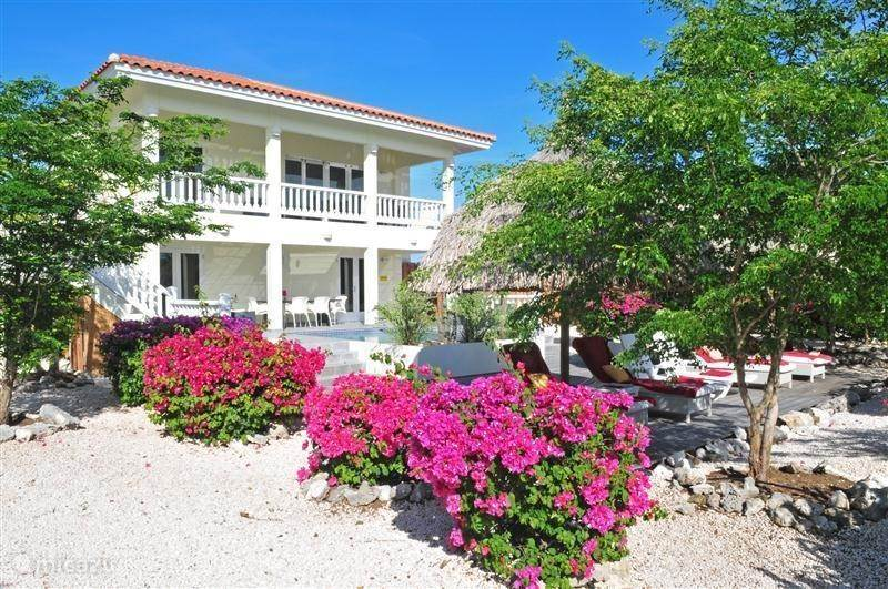 Vacation rental Curacao, Banda Abou (West), Coral-Estate Rif St.marie villa Villa Caribbean View