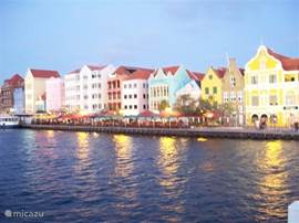 Willemstad, well worth a visit. Many nice and cozy restaurants. Excellent shopping at Renaissance Shopping Mall.