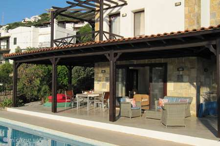 Vacation rental Turkey – villa Villa Bodrum with private pool