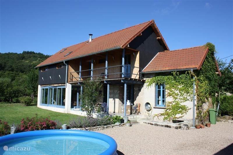 Vacation rental France, Burgundy, Manlay - holiday house Villa Visemoux