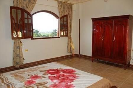 Das Hauptschlafzimmer
