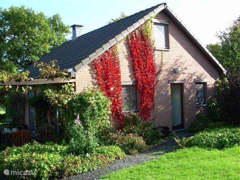 Vacation rental Belgium, Ardennes, Aisomont - holiday house La Rose
