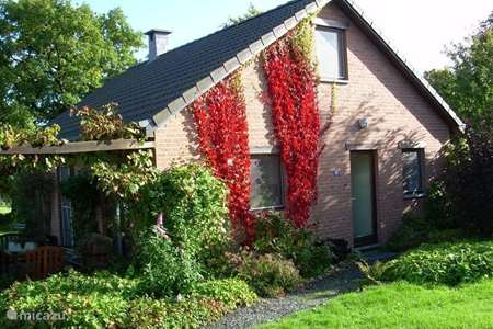 Vacation rental Belgium – holiday house La Rose