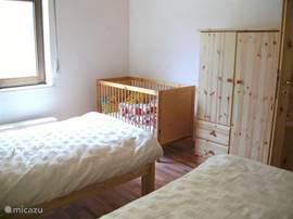For families with small children have the option of a cot in the room. High chair and playpen are also present in the villa and can be brought out on request.