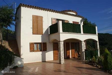 Vakantiehuis Spanje, Costa Brava, San Antonio de Calonge - villa Twee Muggen