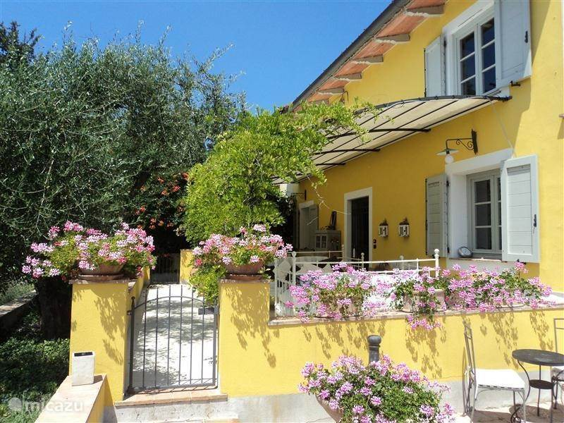 Vakantiehuis Italië, Toscane, Montespertoli - gîte / cottage Casa Del Melo