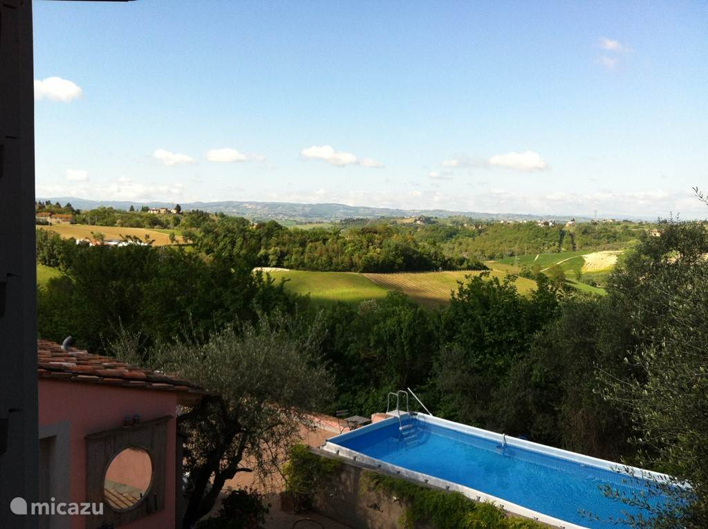 Vakantiehuis Italië, Toscane, Montespertoli Gîte / Cottage Casa Del Melo