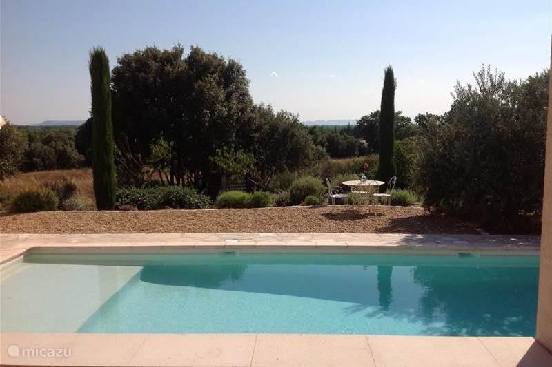 Vakantiehuis Frankrijk, Vaucluse, Saumane-de-Vaucluse Villa De Hertogen.Park,zwembad,golf,tennis