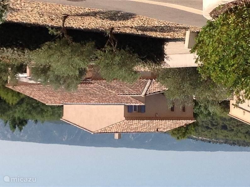 Vakantiehuis Frankrijk, Provence, Saumane-de-Vaucluse Villa De Hertogen.Park,zwembad,golf,tennis