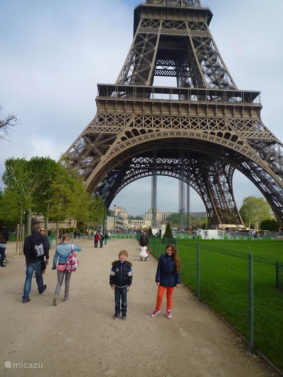 Parijs , een dagtocht waard