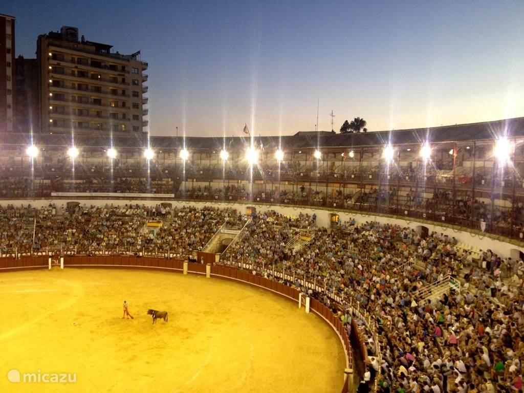 Stierengevechten in Malaga