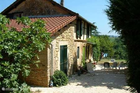 Vakantiehuis Frankrijk, Dordogne – vakantiehuis La Bessonie
