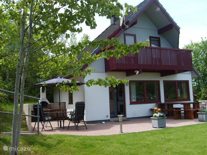 Vacation rental Germany, Hesse, Kirchheim holiday house Seepark 100 is the perfect place for