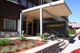 Spacious modern entrance