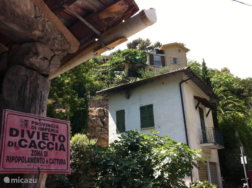 Vakantiehuis Italië, Ligurië, Ventimiglia Vakantiehuis Noceire