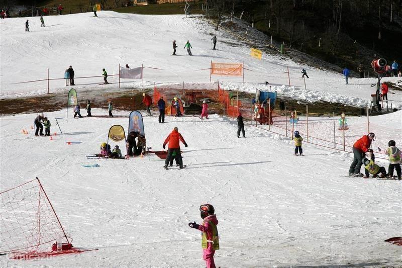 ski lessen