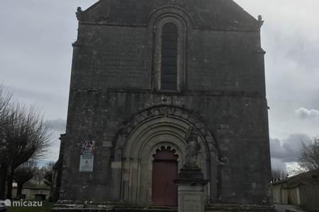 De kerk St. Maurice