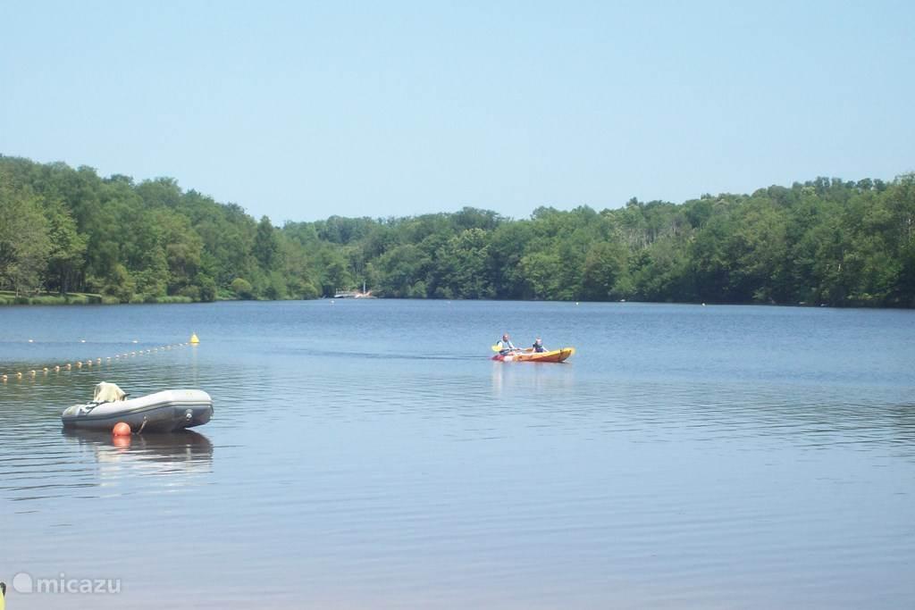 The lake of St. Estephé