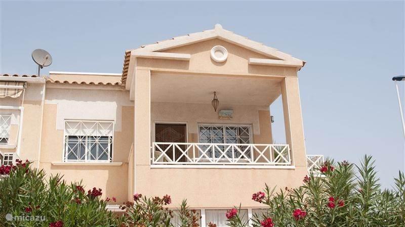 Vakantiehuis Spanje – appartement Casa Vromans