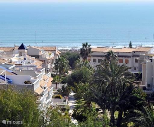 Vacation rental Spain, Costa Blanca, Guardamar del Segura apartment Playa Moncayo