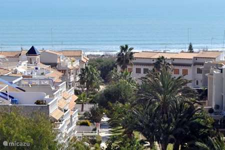 Vacation rental Spain, Costa Blanca, Guardamar del Segura apartment Playa Moncayo
