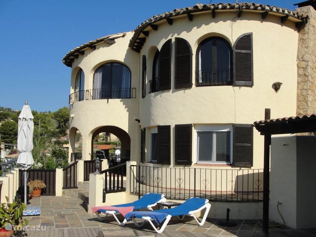 Vakantiehuis Spanje, Costa Blanca, Benissa Villa Casa Solana