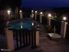 Sfeervolle terrasverlichting