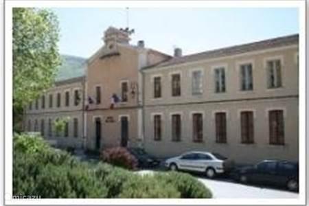 Montbrun les Bains - Romaanse stijl, tot op de dag van vandaag behouden