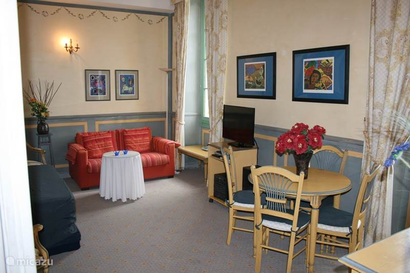 Vakantiehuis Frankrijk, Drôme, Montbrun-les-Bains Studio Château des Gipières Studio 2p. VZ
