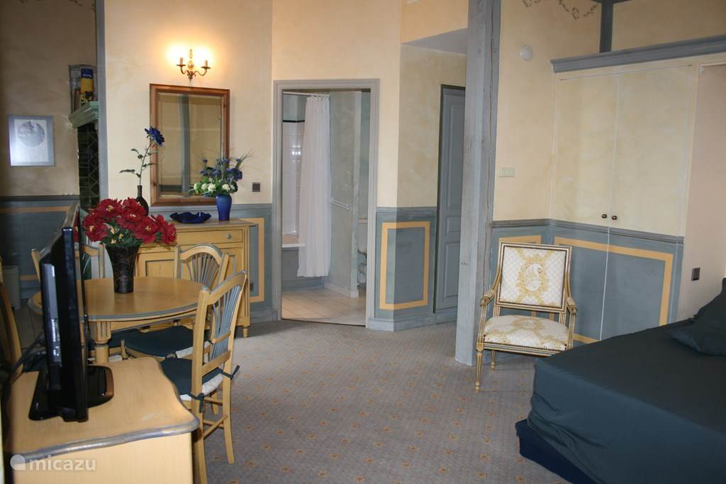 Vakantiehuis Frankrijk, Provence, Montbrun-les-Bains Studio Château des Gipières Studio 2p. VZ