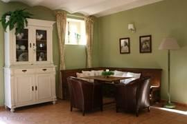 Zithoek in Villa d'Aulan appt 2-8 persoons