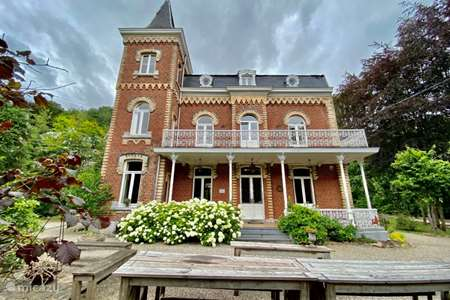 Vacation rental Belgium, Ardennes, Spa manor / castle Kasteelvilla Santa Maria