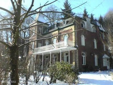 Landhuis    kasteel Kasteelvilla Santa Maria te Spa in Spa, Ardennen, Belgi u00eb huren?   Micazu nl