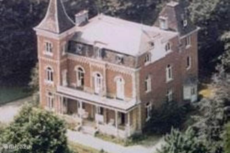 Vakantiehuis België, Ardennen, Spa Landhuis / Kasteel Kasteelvilla Santa Maria te Spa