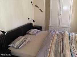 slaapkamer appartement, 15m2