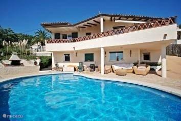Vakantiehuis Spanje, Costa Brava, Lloret de Mar - villa Bella Roma