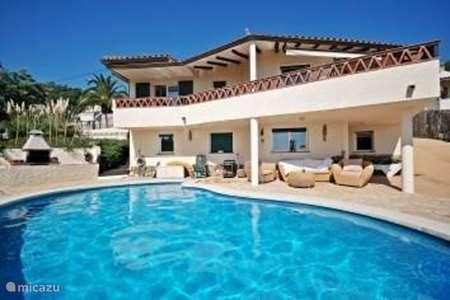 Vakantiehuis Spanje – villa Bella Roma