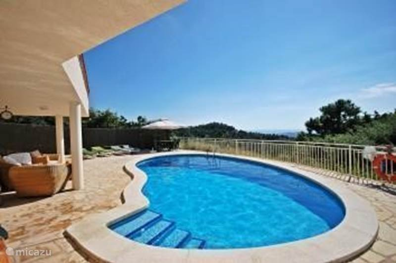 Vakantiehuis Spanje, Costa Brava, Lloret de Mar Villa Bella Roma