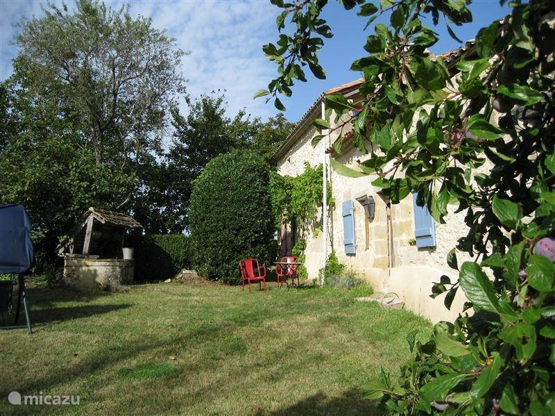 Vacation rental France, Lot-et-Garonne, Montignac de Lauzun holiday house Domaine Marsaguet - La Maison