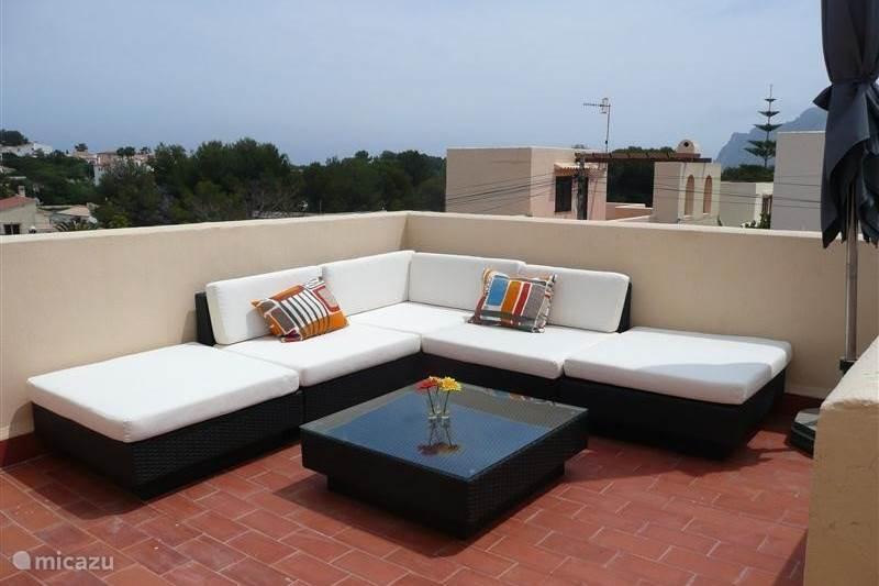 Vakantiehuis Spanje, Costa Blanca, Calpe Villa Casa Oleander